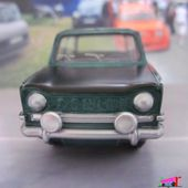 FASCICULE N°82 SIMCA 1000 RALLYE 2 PROTOTYPE 1975 DINKY TOYS REEDITION ATLAS 1/43 - car-collector