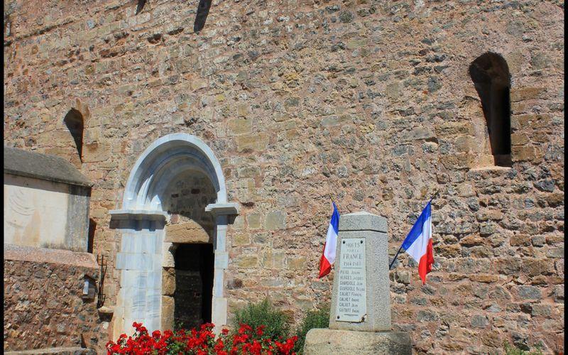VALLESPIR (Eglise de Montbolo)