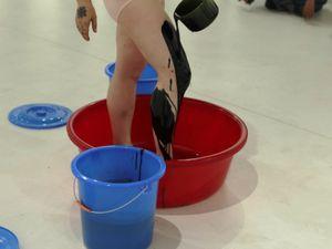 Norwegian Liquid-Chinese Style @ Rita Marhaug. 2012. photo copyright Nisa Ojalvo