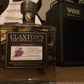 Cambus 25Y - Claxton's - Passion du Whisky
