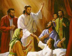 Evangile du Lundi 05 Juillet « Viens lui imposer la main, et elle vivra » (Mt 9, 18-26) #parti2zero #evangile