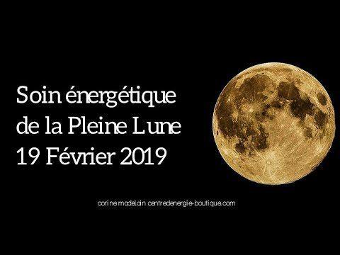 Guidance suite au soin de la pleine lune février 2019