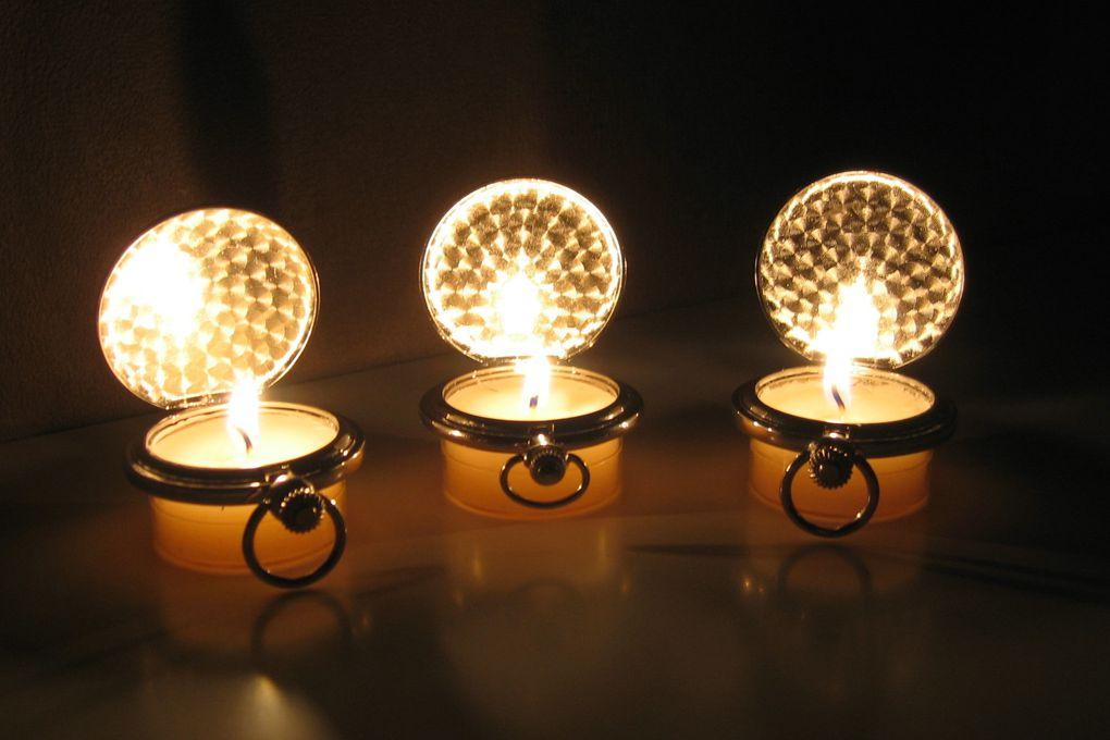 Album - Les luminaires