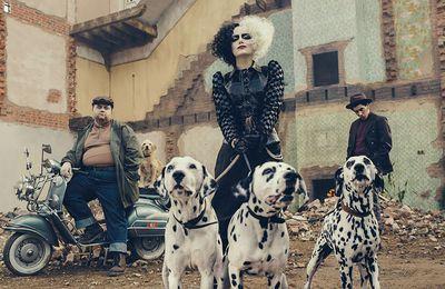 Cruella avec Emma Stone, Emma Thompson, Paul Walter Hauser - Le 26 mai 2021 au cinéma