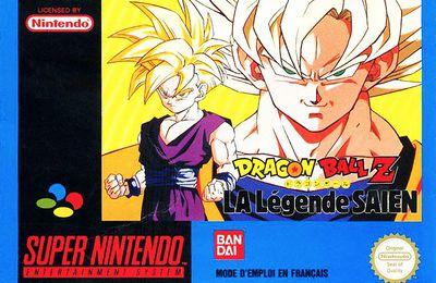 #retrogaming TEST + CRITIQUE Dragon Ball Z : La Légende Saien SNES