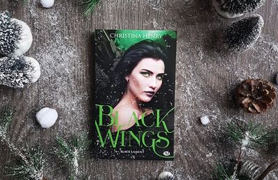 Black Wings, Tome 4 : Black Lament - Christina Henry