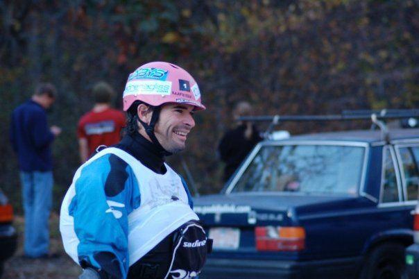 The pink helmet day.