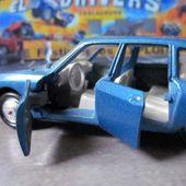 CITROEN GS BERLNE SOLIDO 1/43 - car-collector.net