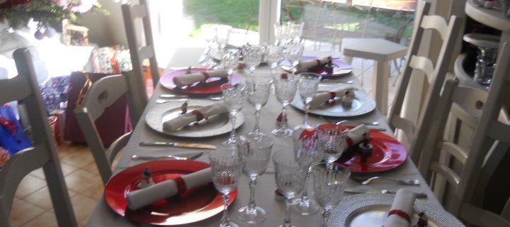 Table Noël 2011