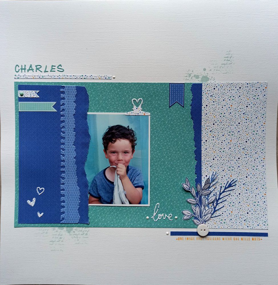 """Val49 : pages """"Charles"""" et """"Panorama"""""""