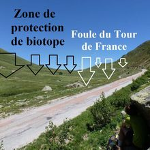 [Pétition] NON au Tour de France au Col de Sarenne !