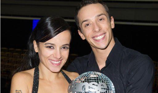 """Video - Alizée remporte la 4e édition de """"Danse avec les stars"""""""