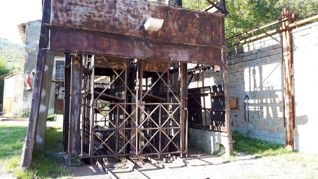 Parco Museo Minerario - Abbadia San Salvatore (SI)