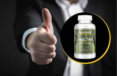 Crazy Bulk Gynectrol Pills: Gyno Reduction Supplement. Can You Buy at GNC or Amazon?
