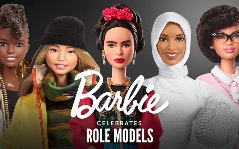 Barbie role models