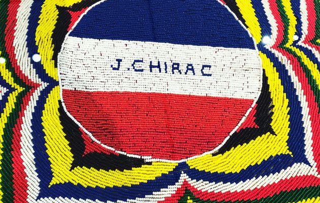 Musée Chirac cadeaux d'Afrique