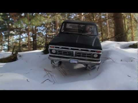 Ford F350 Snow Ride 1977 - RC