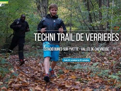 Techni'Trail de Verrières-le-Buisson