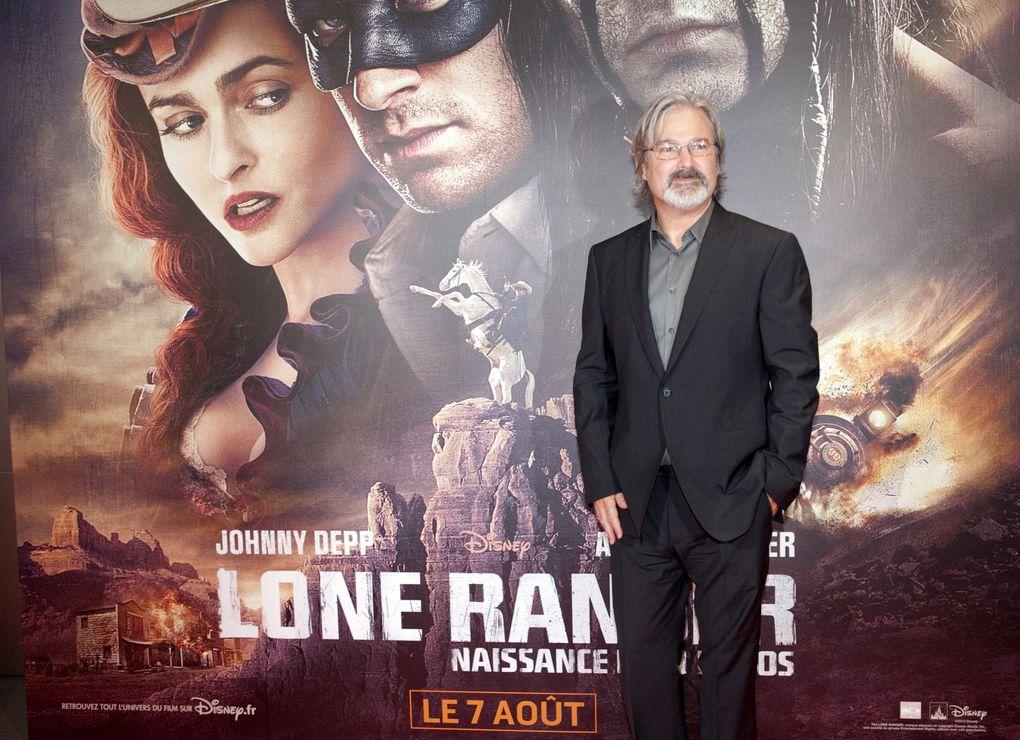 Lone Ranger - Découvrez la featurette de l'avant-première parisienne