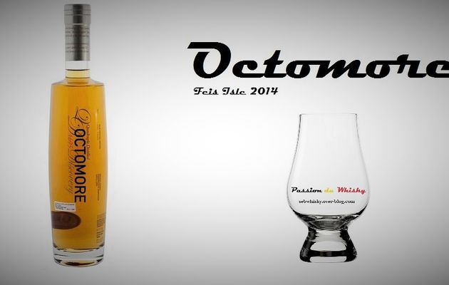 Octomore Discovery 2014