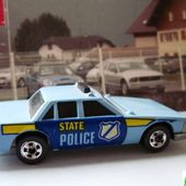 CRASH PATROL HOT WHEELS 1/64 - SHERIFF PATROL - HIGHWAY PATROL - car-collector.net