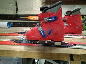Ski de rando pour Lola