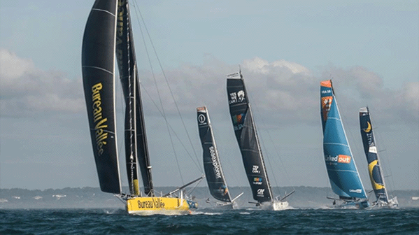 Point sur le Vendée Globe 2020