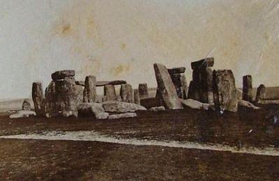 L'actuel Stonehenge de 1877