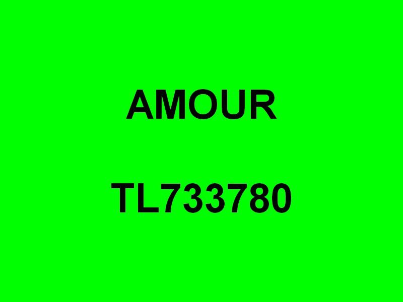 AMOUR  TL733780