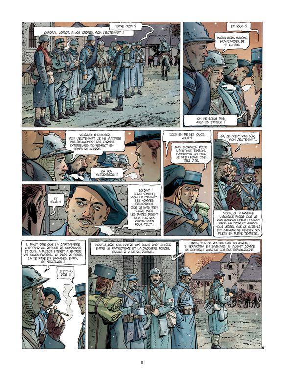 L'Ambulance 13 - Tome 1 - Cothias, Ordas, Mounier – 2010 (BD)