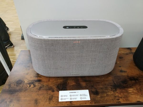 Harman Kardon - gamme Citation @ Sound Days 2019 (Carreau du Temple - Paris) - Tests et Bons Plans