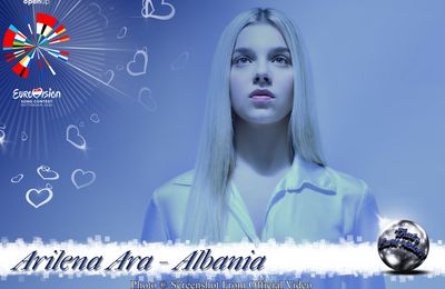 Albania 2020 - Arilena Ara - Fall From The Sky