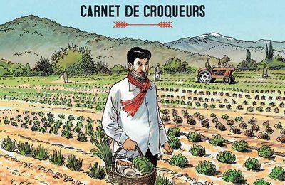 Frères de terroirs, carnet de croqueurs - Jacques Ferrandez, Yves Camdeborde