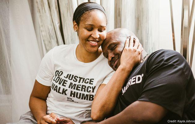 Maya Moore annonce son mariage avec Jonathan Irons, l'homme qu'elle a aidé à sortir de prison