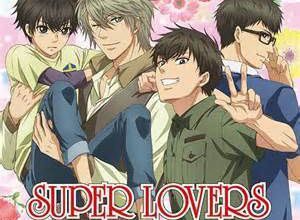 SUPER LOVERS 1 & 2