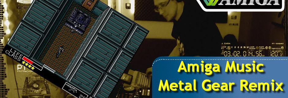 Amiga Music - Metal Gear Remix By Hoffman - 2021