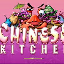"""Mittagspause mit """"Chinese Kitchen"""" Automatenspiel von Playtech"""