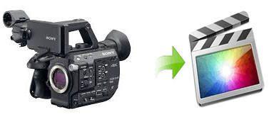 Import 4K XAVC from Sony PXW-FS5 to Edit in Final Cut Pro X/7