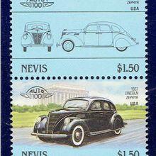 L'automobile Lincoln Zephyr
