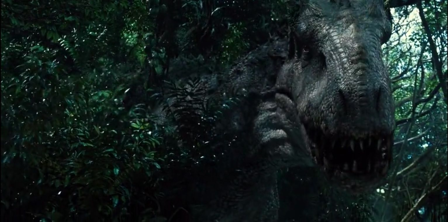 Jurassic World : The Indominous Rex was Engineered as a Weapon. (550 words)