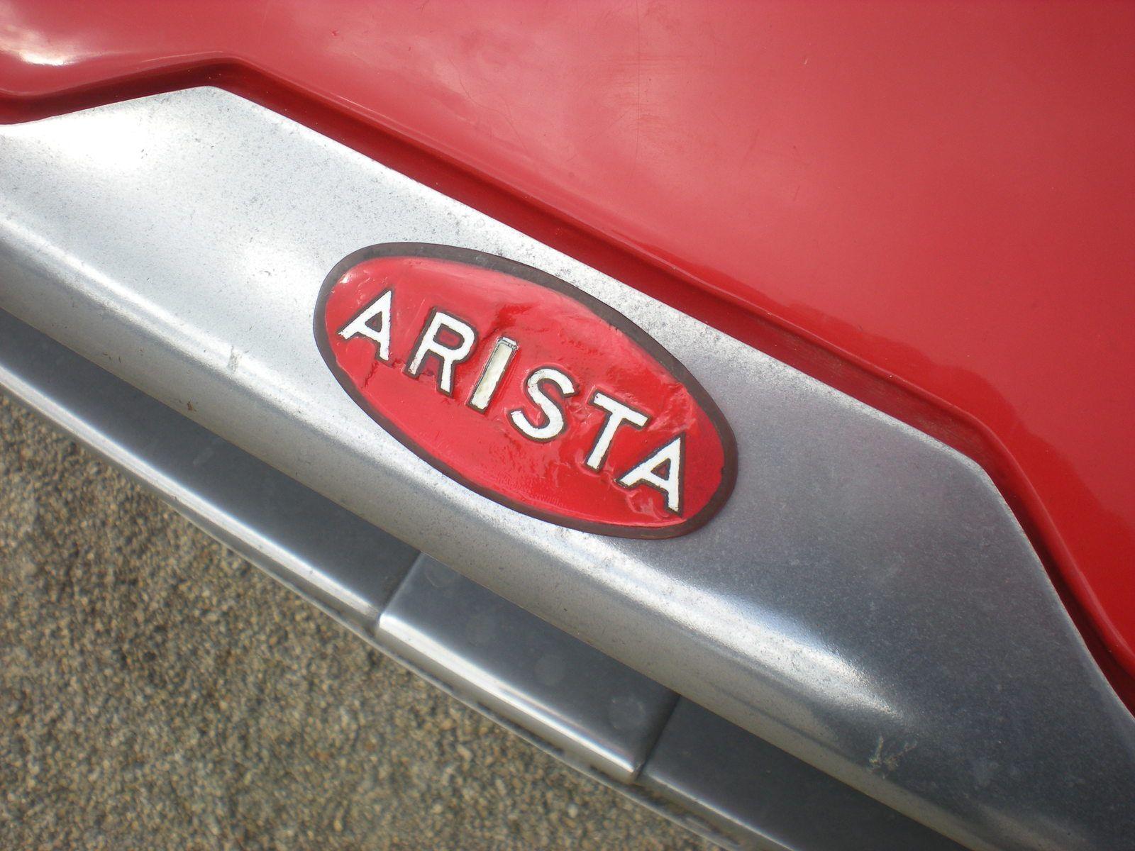 ARISTA moteur PANHARD