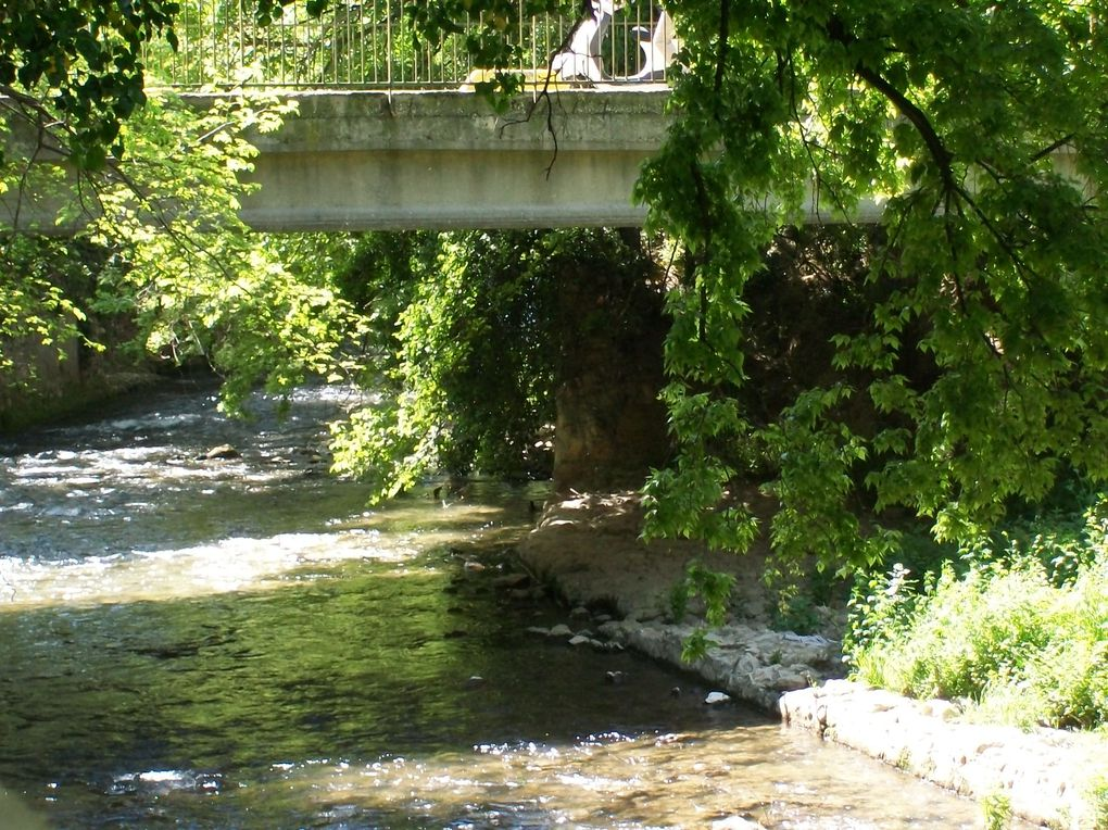 Parc du Vieux Moulin, la fée Manon