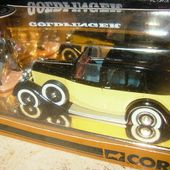 ROLLS ROYCE III GOLDFINGER JAMES BOND 007 CORGI - car-collector.net