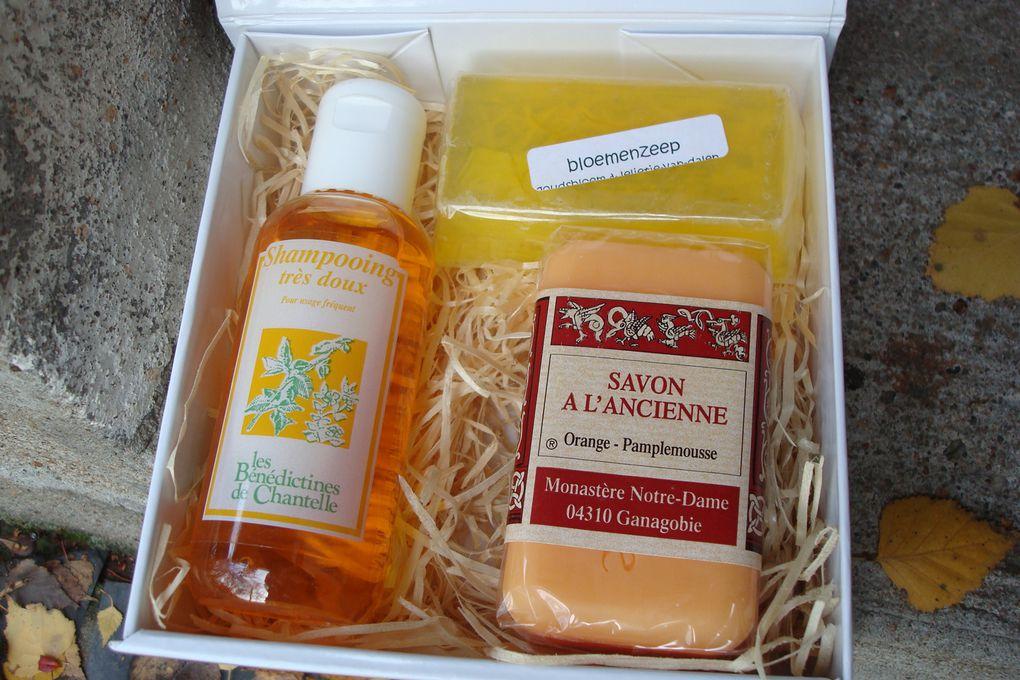 coffrets cadeaux produits cosmetiques fabriqués dans les monasteres et abbayes