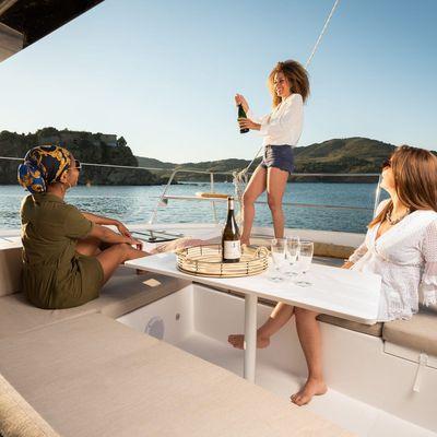5 catamarans à voile Bali exposés au Yachting Festival de Cannes