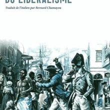 La contre-histoire du libéralisme de Domenico Losurdo
