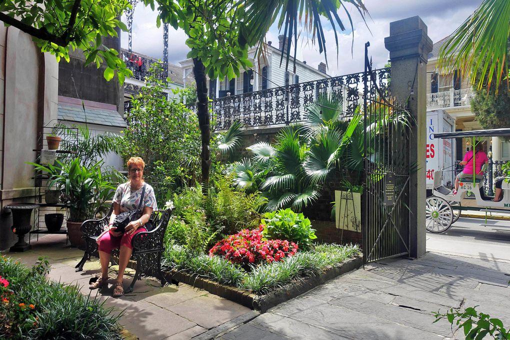 Diaporama : nous à la Nouvelle-Orléans