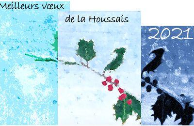 Vœux 2021 de la Houssais