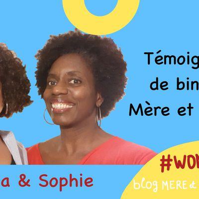Elena et Sophie, binôme Mère et Fille 2.0, partagent leur chemin vers la #Tech mais pas seulement …