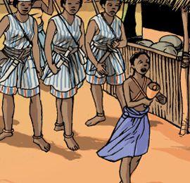 Histoire: les femmes soldats du Dahomey
